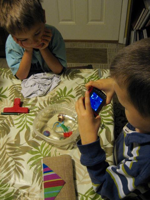 Picturing Our Water Magnifier