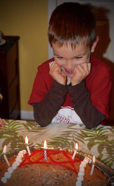 Fisher is 5!