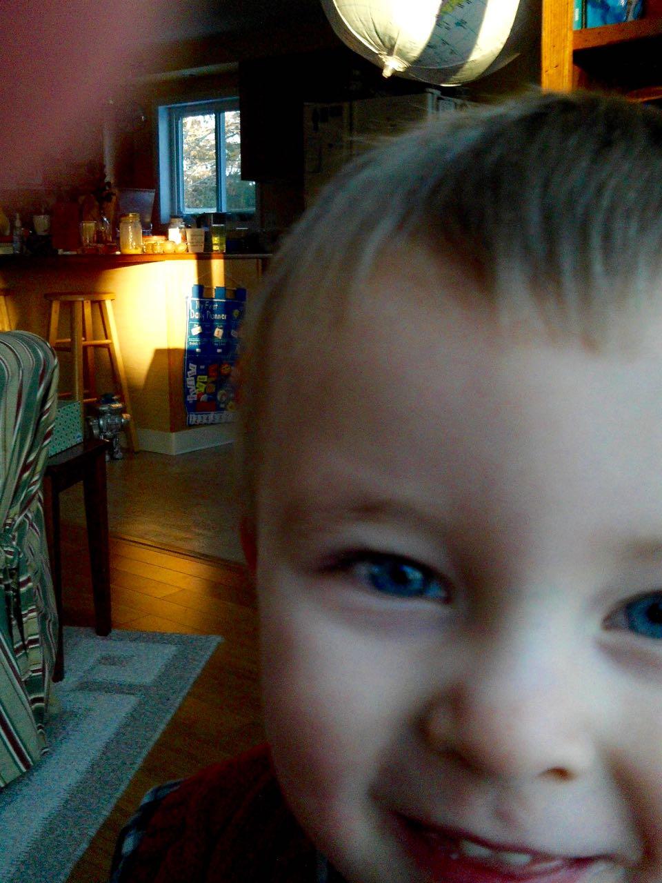 Tad, in yo' face (MJD)