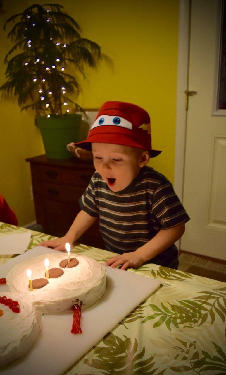 Tad's Cake I