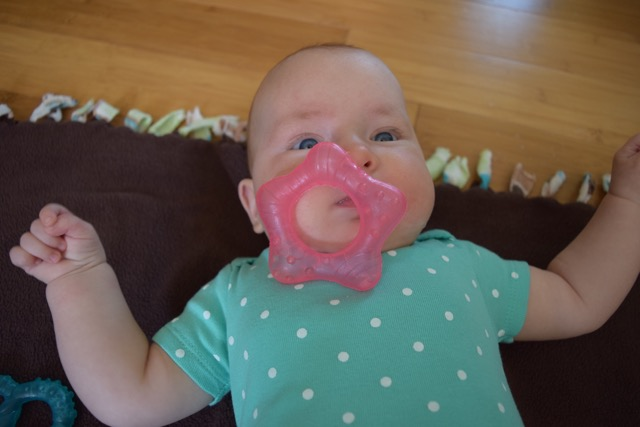 Time for Teethers