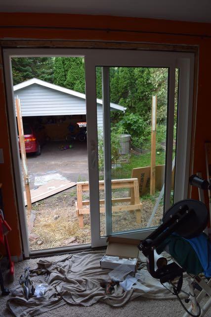 New Sliding Door
