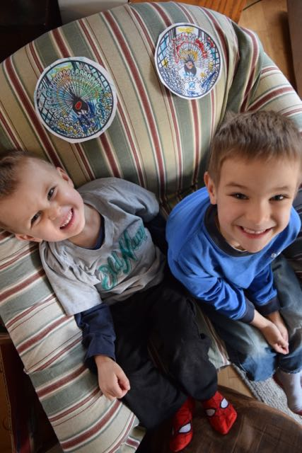 Peacock Throne(s)