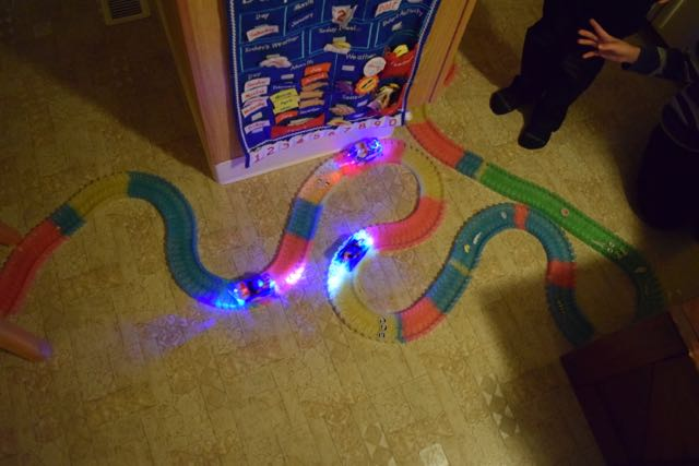 Magic Tracks x 3