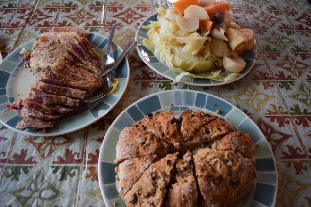 St. Patty's Dinner