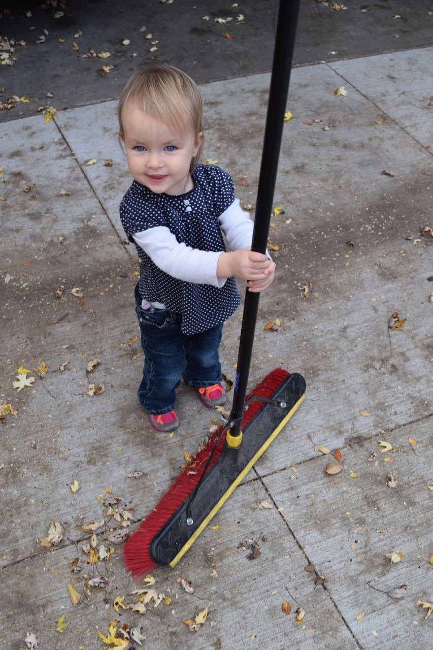 Sweeping Helper