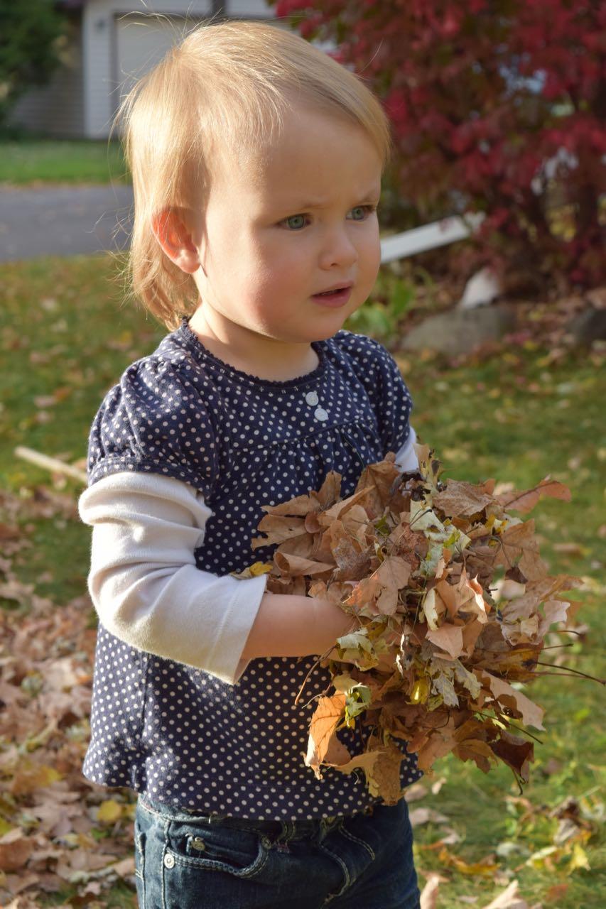 Ah: Leaf Work by Eliora