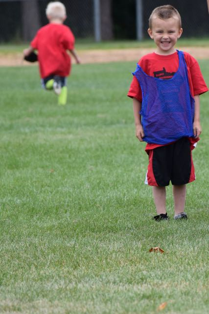 Tad's Soccer Camp!