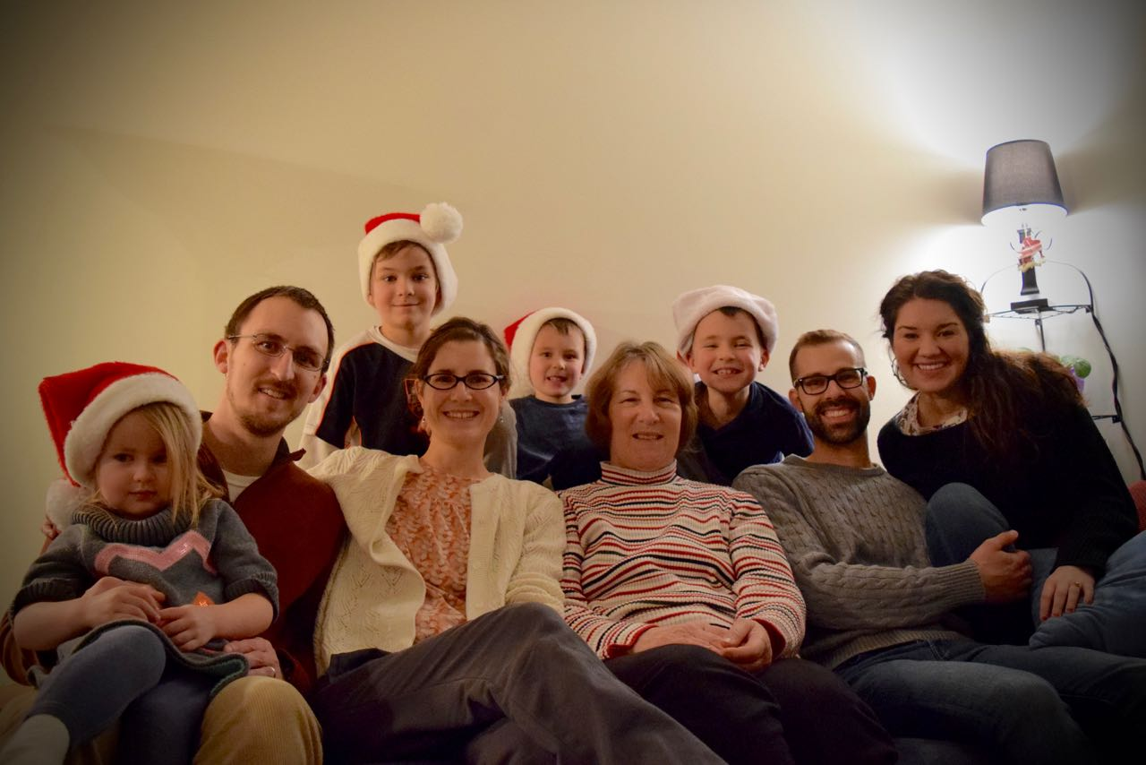 Oma's Family Photo
