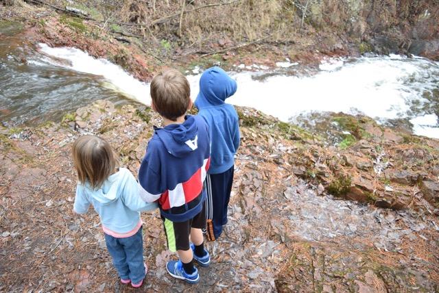 Falls at Congdon Park, Duluth