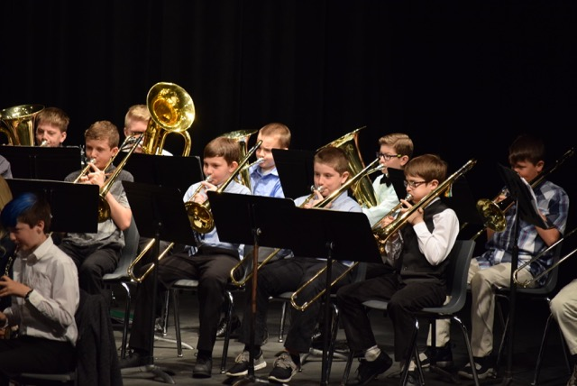 Northeast MN Band Directors' Association First-Year Honor Band