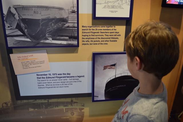 Lake Superior Marine Museum & Maritime Visitor Center