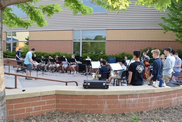 Jazz Band I, Final Exam