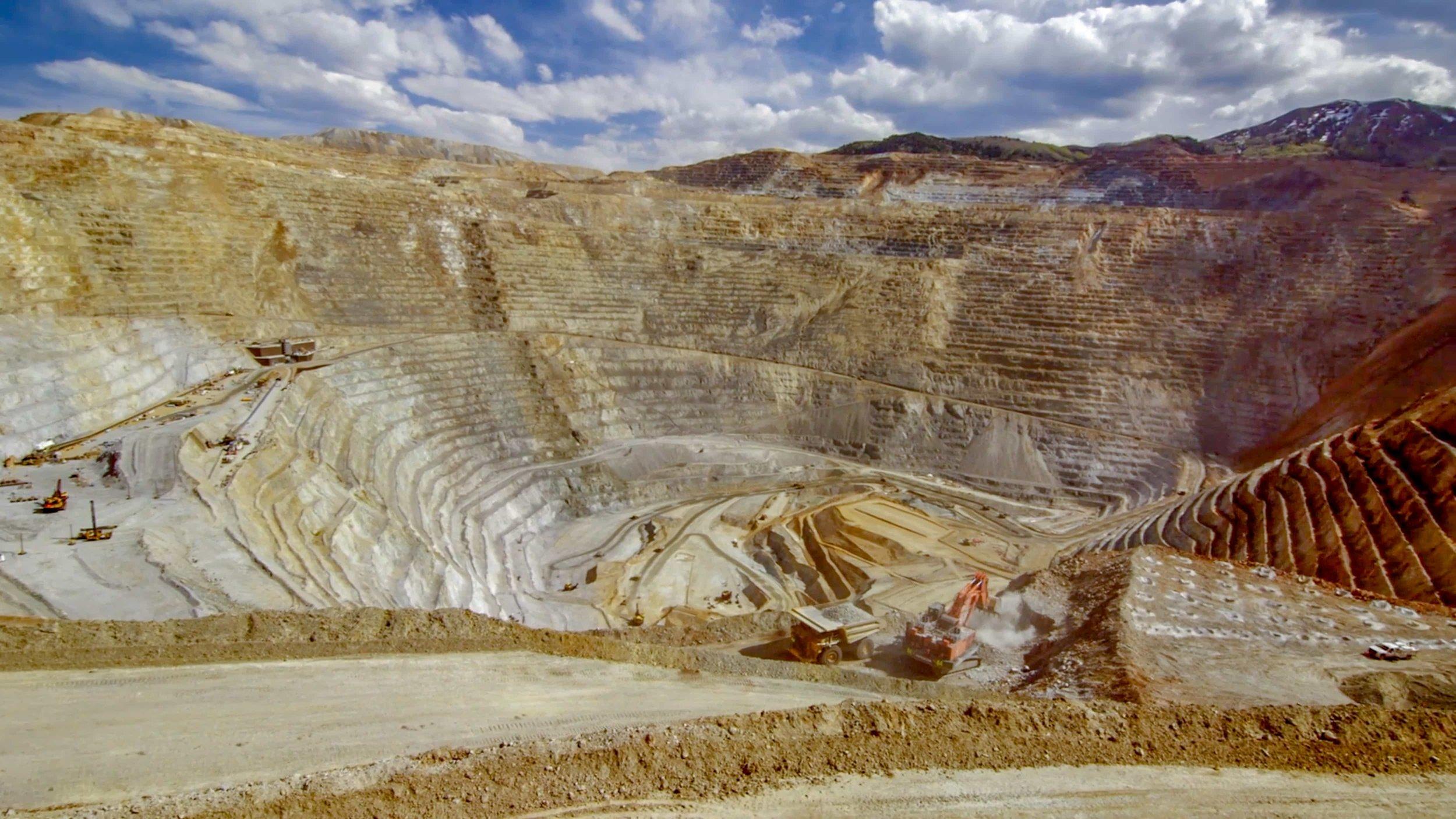 Tours of Copper Mine in Utah