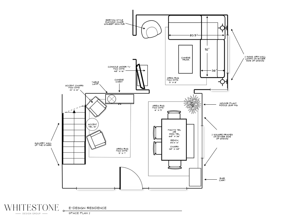 Whitestone Design Group E-Design