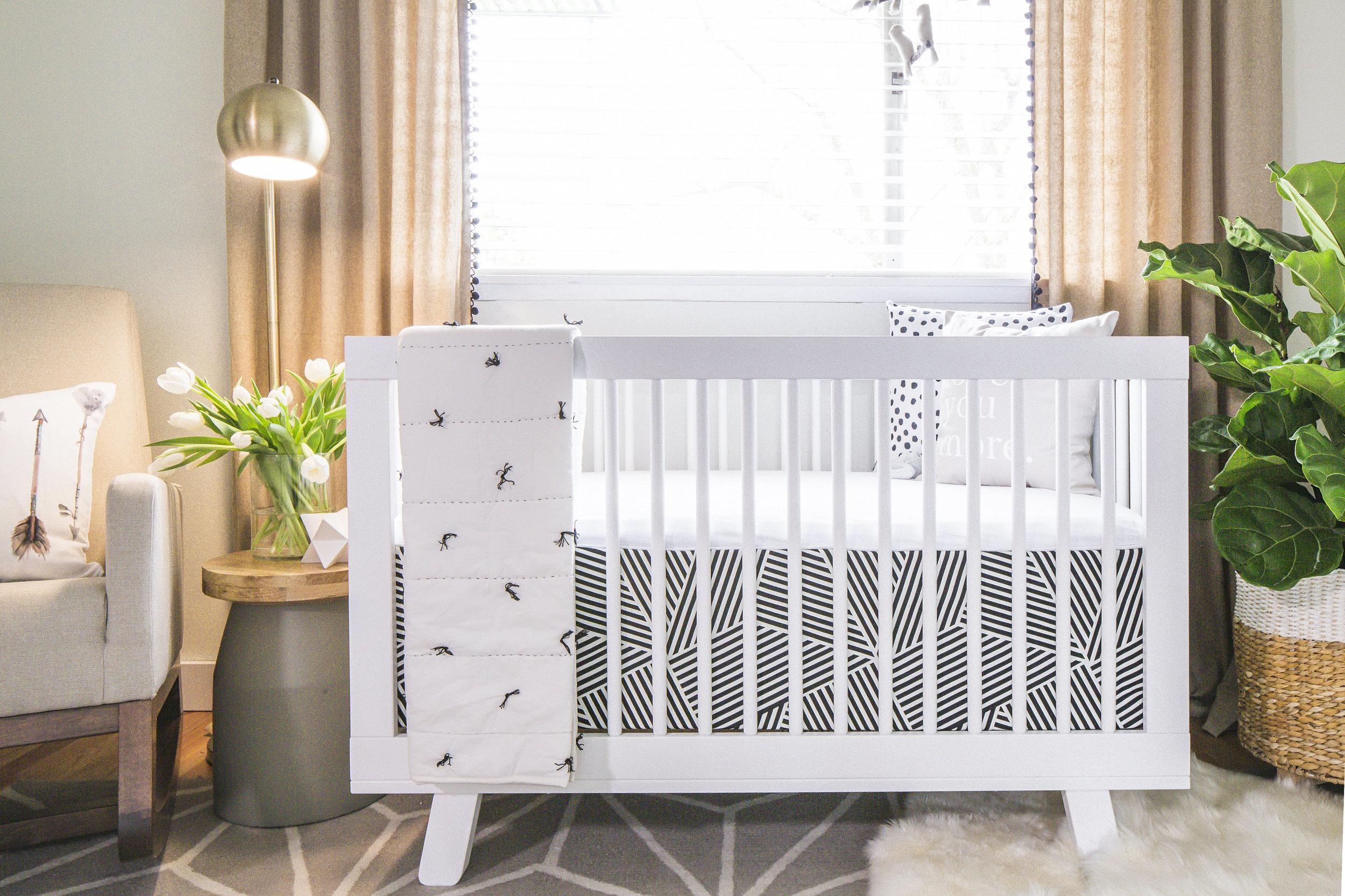 WHITESTONE DESIGN GROUP | Bellevue, WA Nursery | Blog - Nursery Reveal | Gender Neutral Nursery