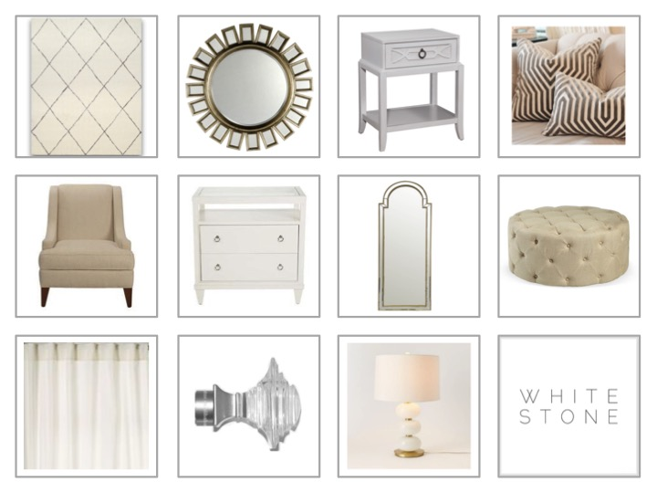 e-design:  LIVING ROOM