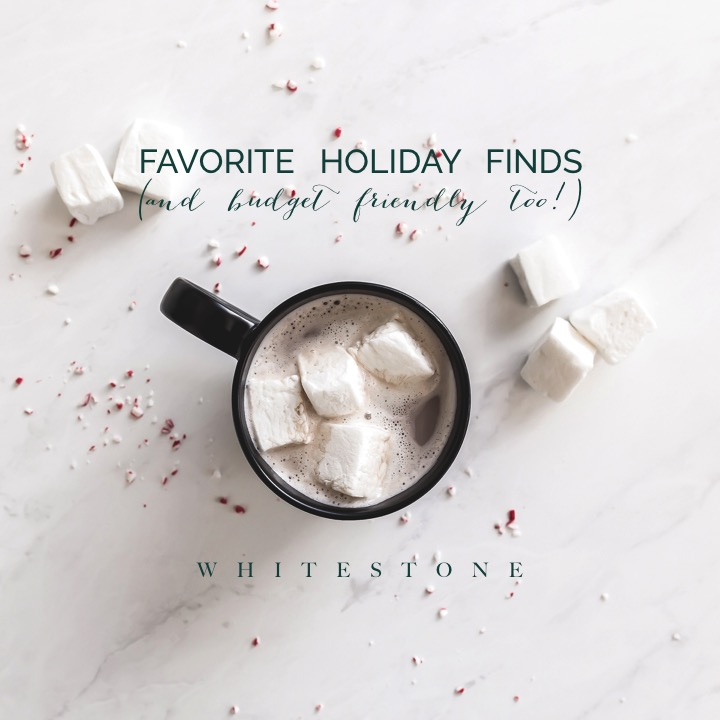 Whitestone Design Group Blog | Holiday Finds