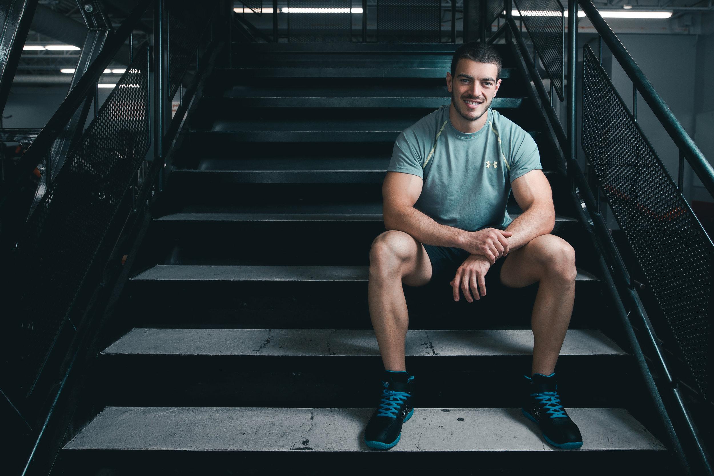 Riccardo S, Fitness Coach