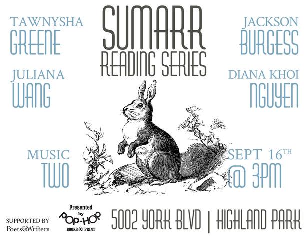 SUMARR V - READING SERIES - 09/16/18