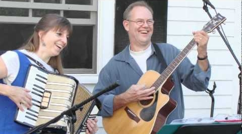 Donna and Andy share their love of fun and music with kids and adults worldwide.