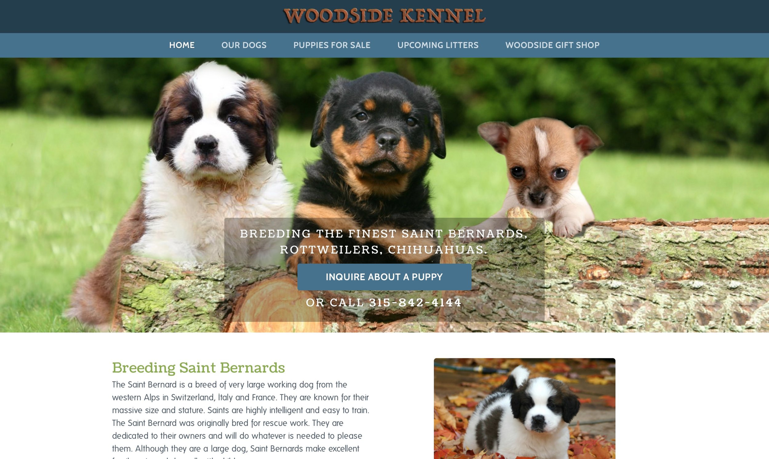 Woodside Kennel