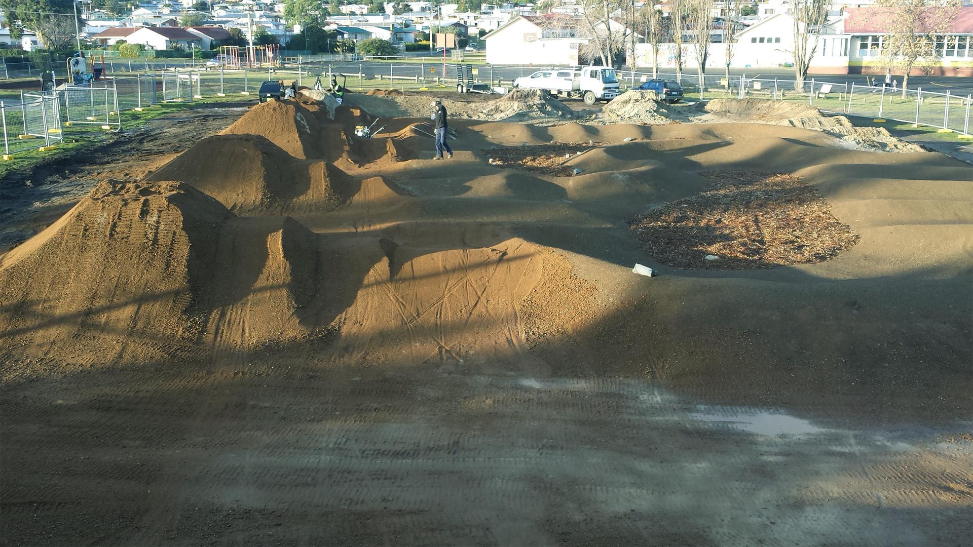 Dirt Jumps Part Way