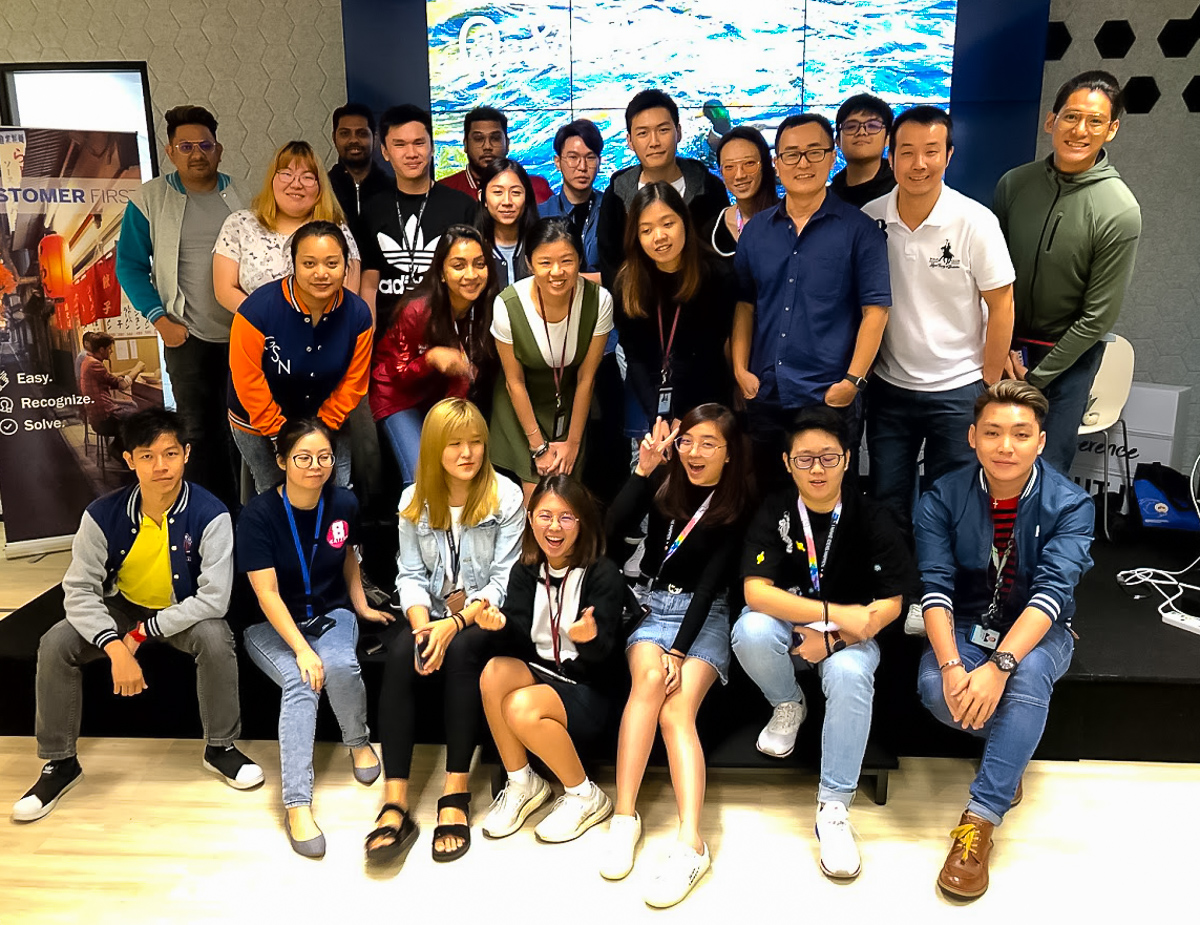 Workshop for American Express Malaysia