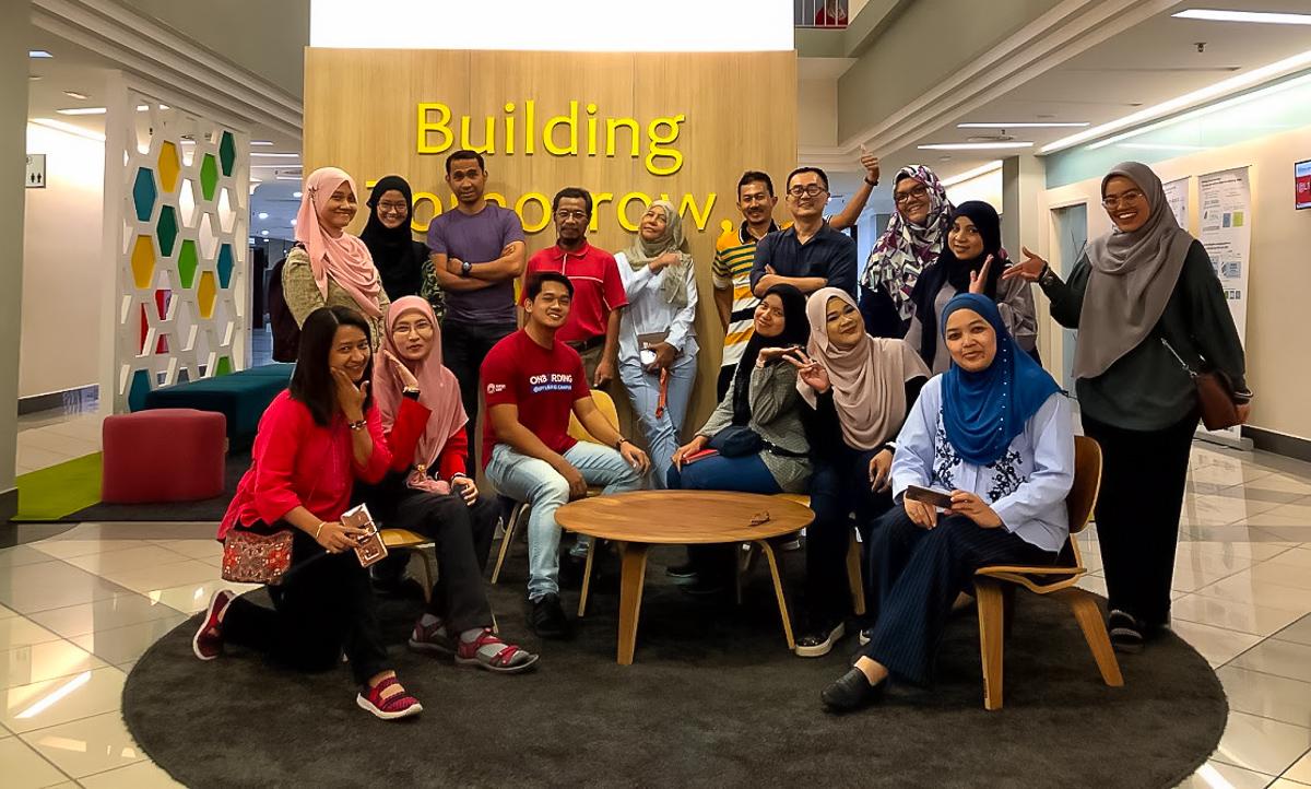 Workshop for KWSP/EPF employees