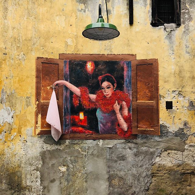 Moments of Respite - Kwai Chai Hong, Petaling Street, Kuala Lumpur, Malaysia #kwaichaihong #petalingstreet #peopleless #wherehaveallthetouristsgine #kualalumpur #鬼仔巷