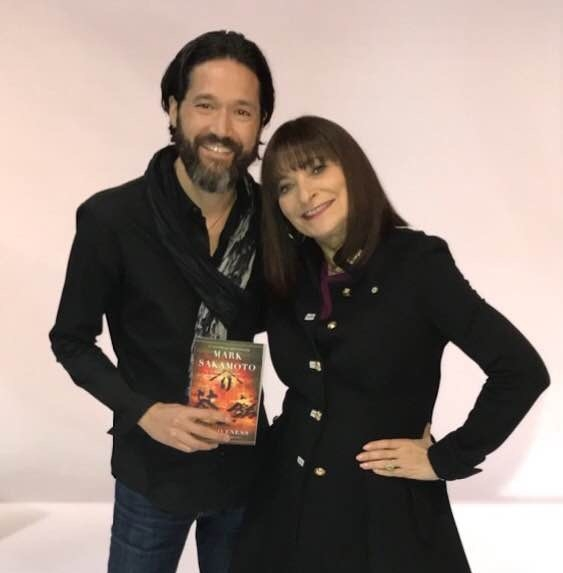 Jeanne Beker  defends  FORGIVENESS   in Canada Reads