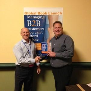 Peter Browne (Gordian Business) & Todd Snelgrove (SKF Global)