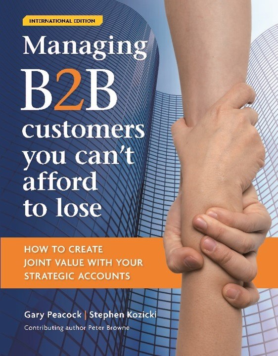 managing b2b customers you can't afford to lose