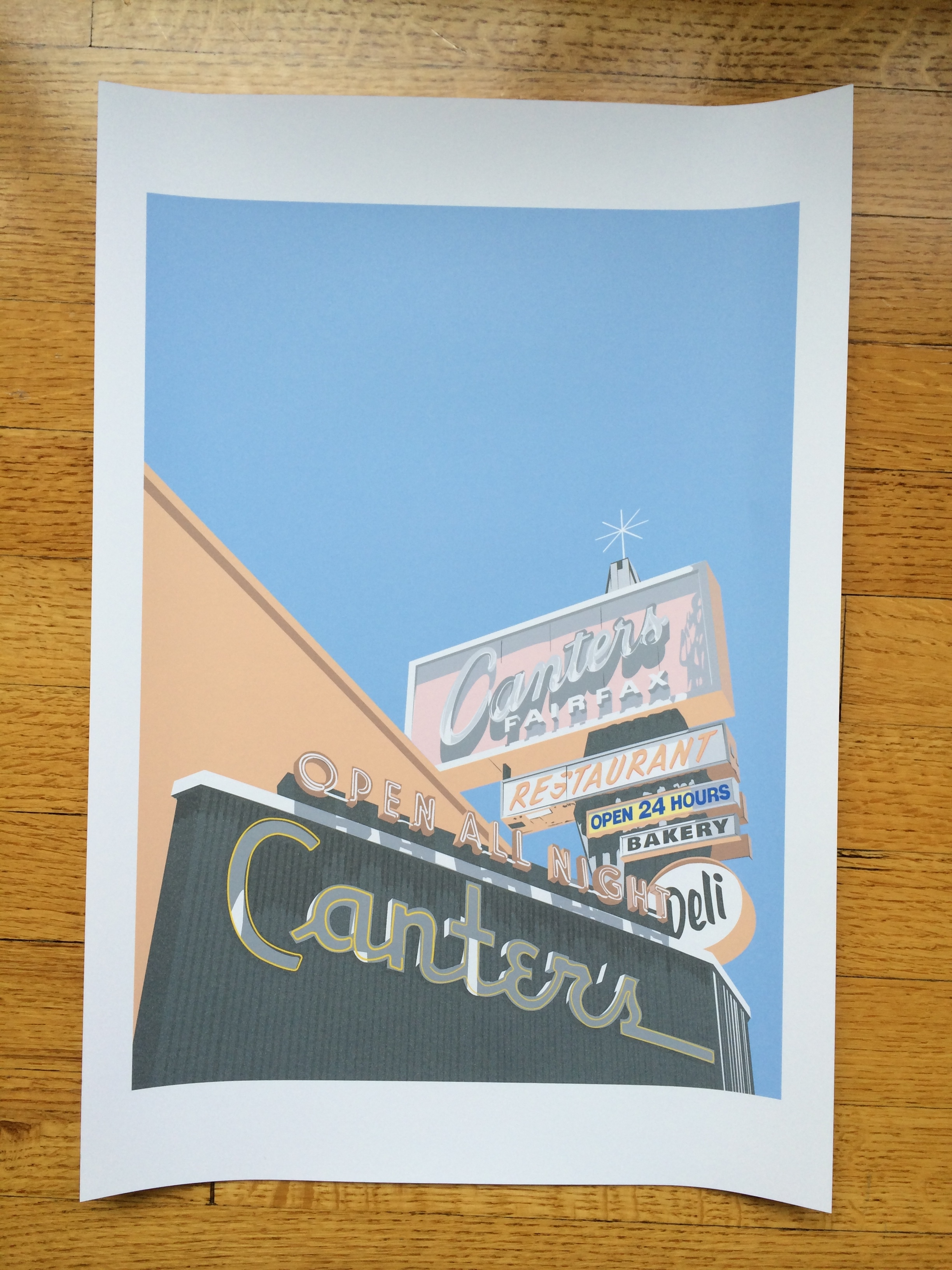 Canters Los Angeles