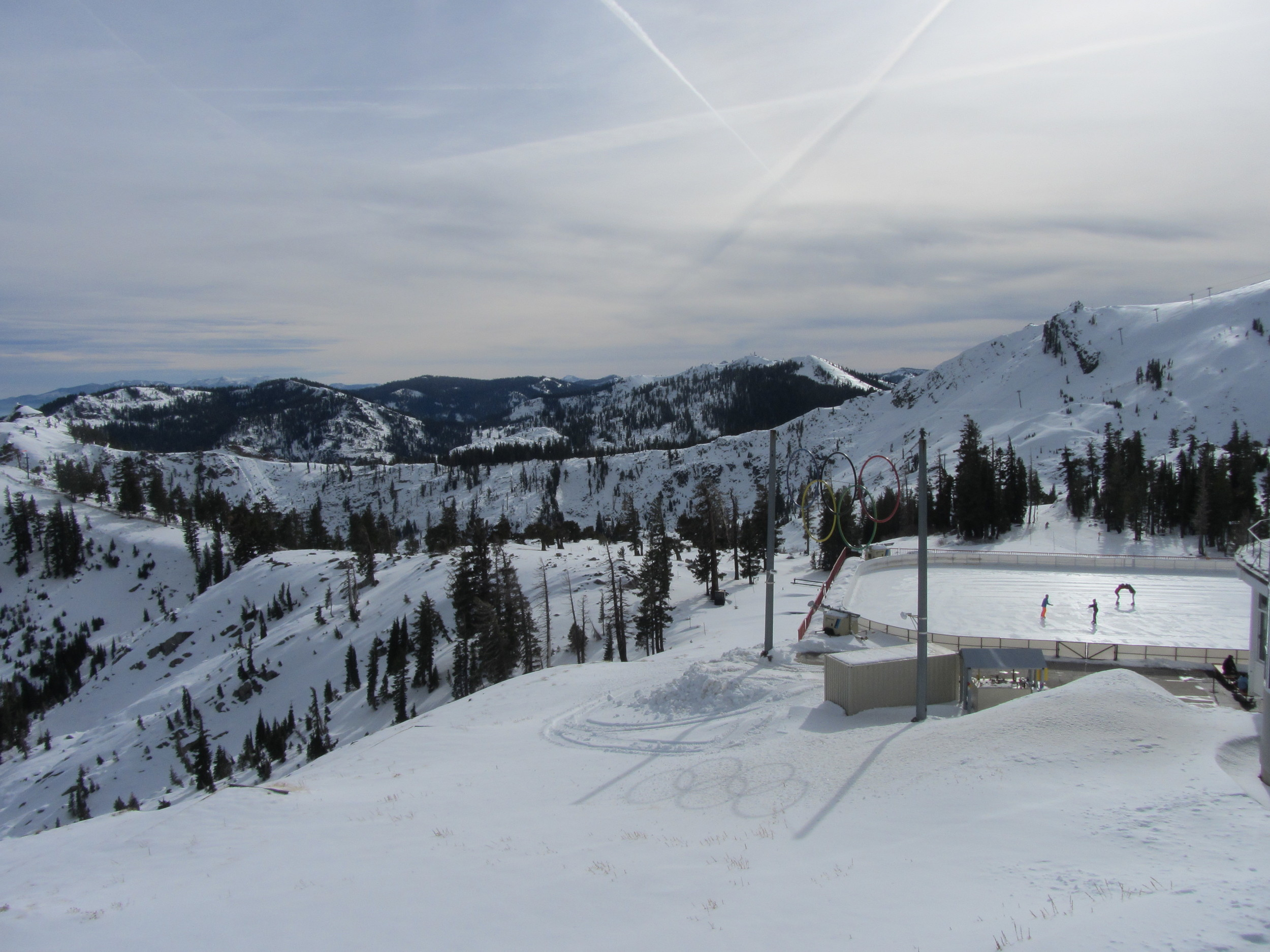 Squaw Valley Tahoe