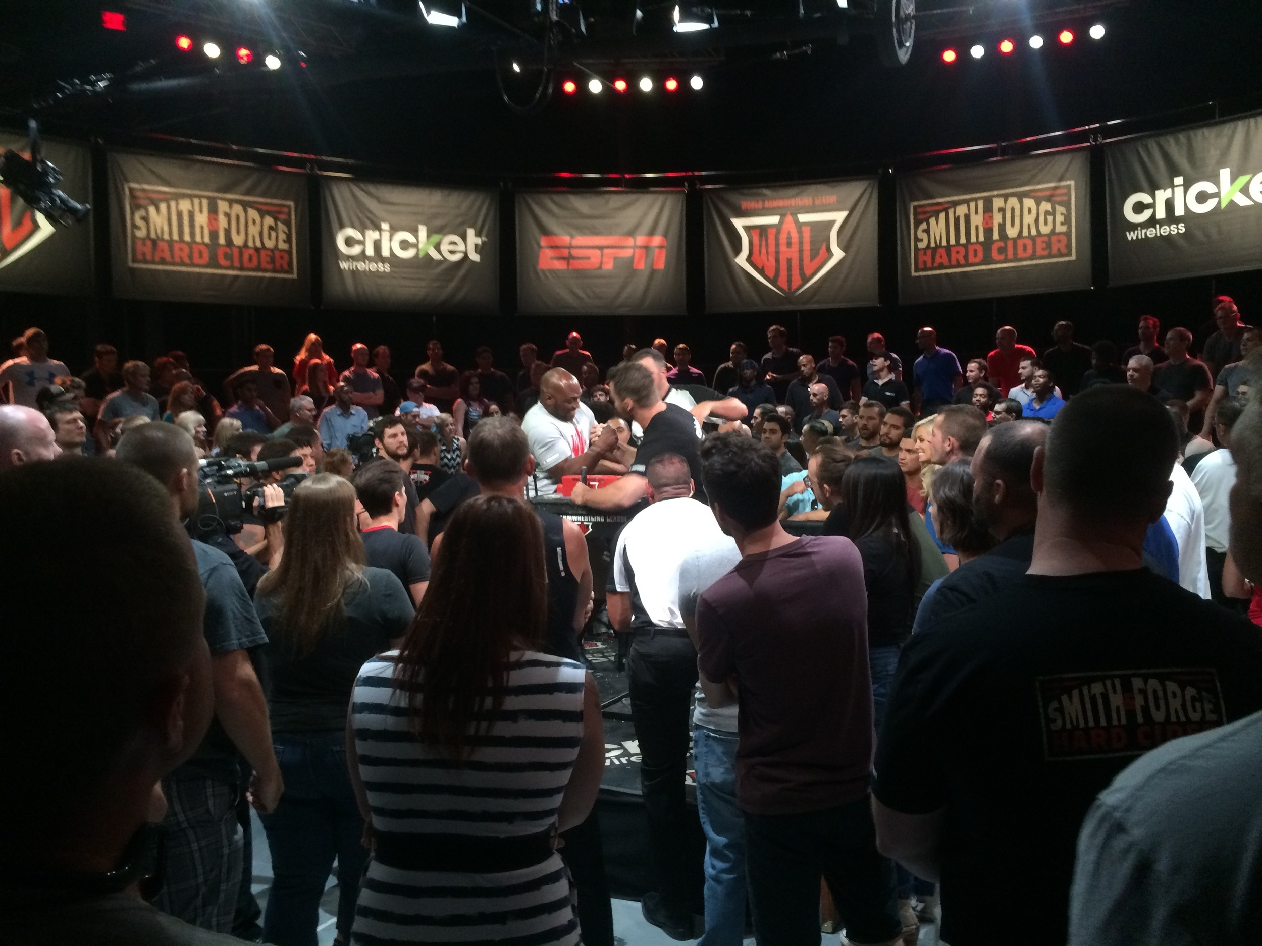 WAL Arm Wrestling- Vegas