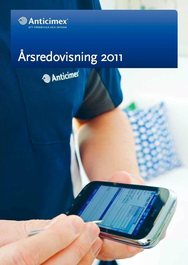 Anticimex årsredovisning 2011