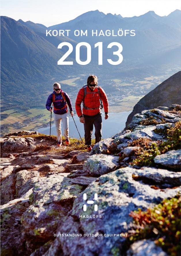 Kort om Haglöfs 2013