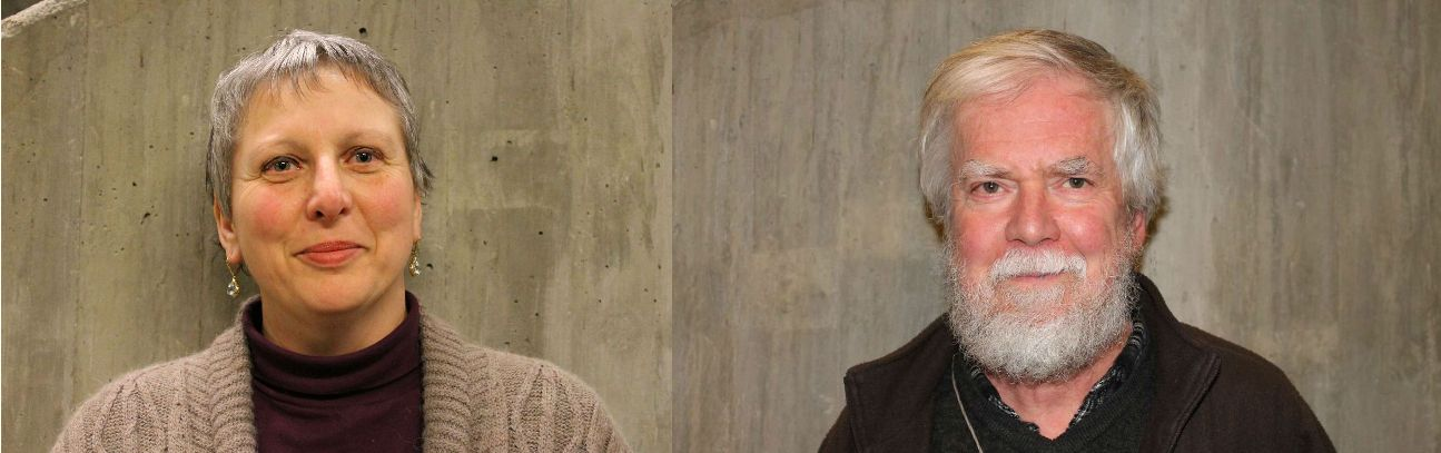I consiglieri comunali Grazia Cavallini e Rudy Bächtold