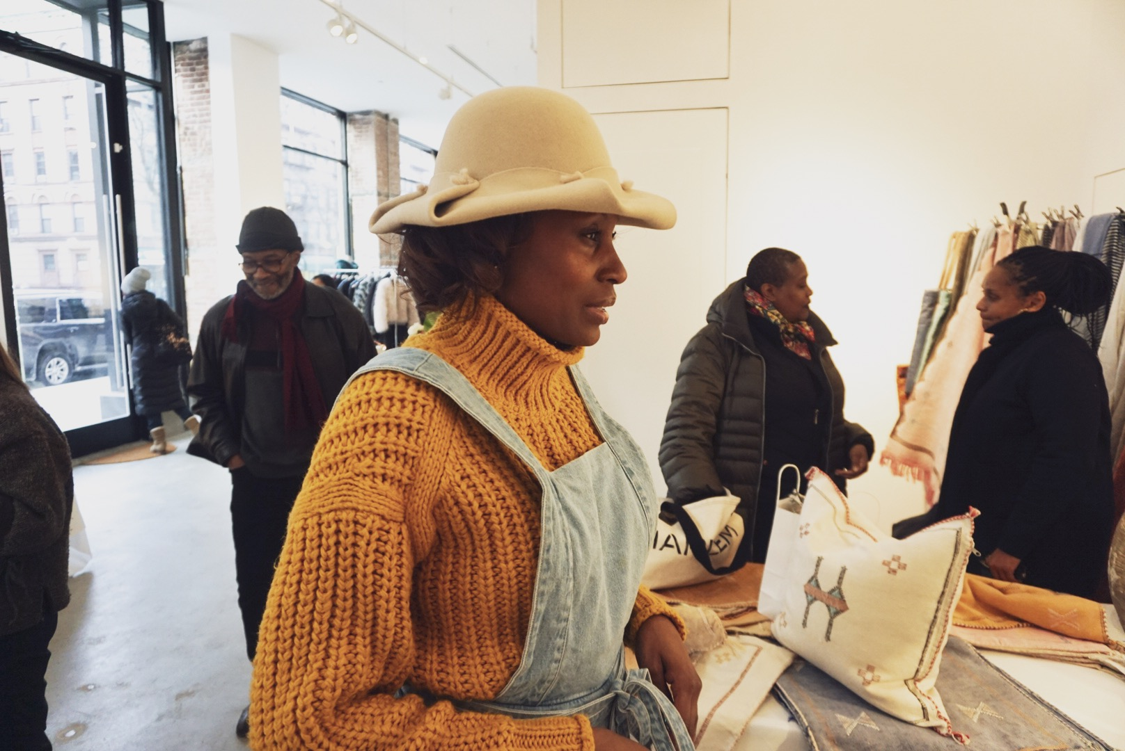 Harlem Makers Collective. February 2019.