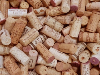 RECYCLING: PUT A CORK IN IT
