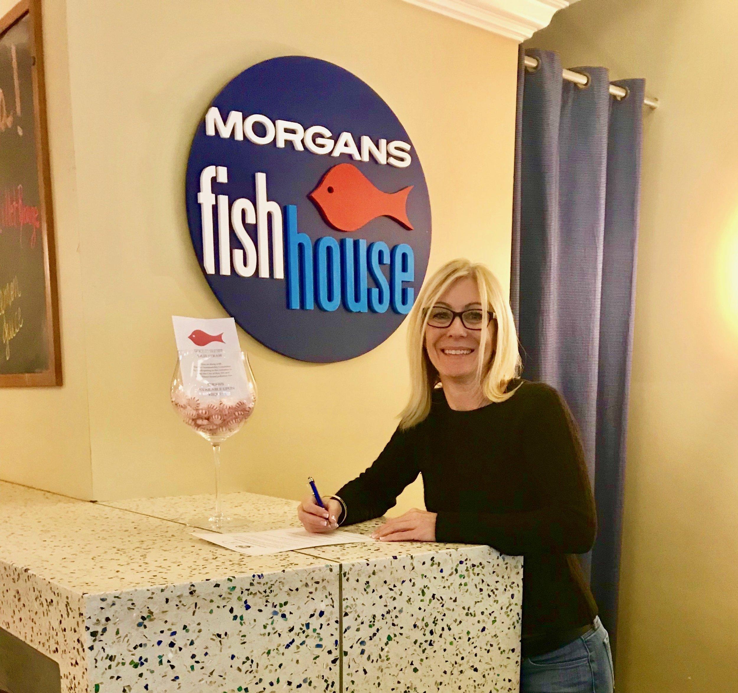 Morgans Fish House has made the SSLS Pledge