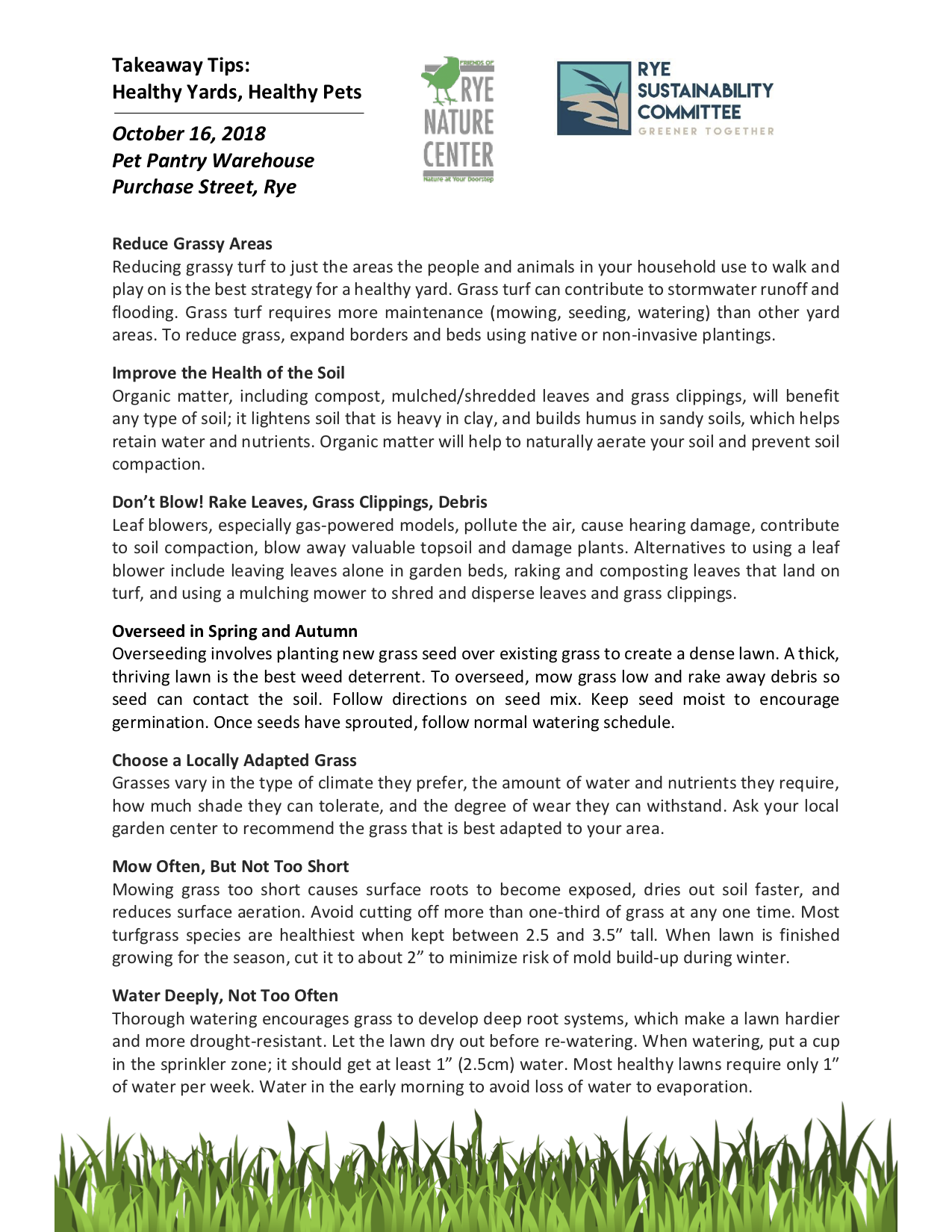Takeaway Tips for Healthy Yards (Pets) png .png