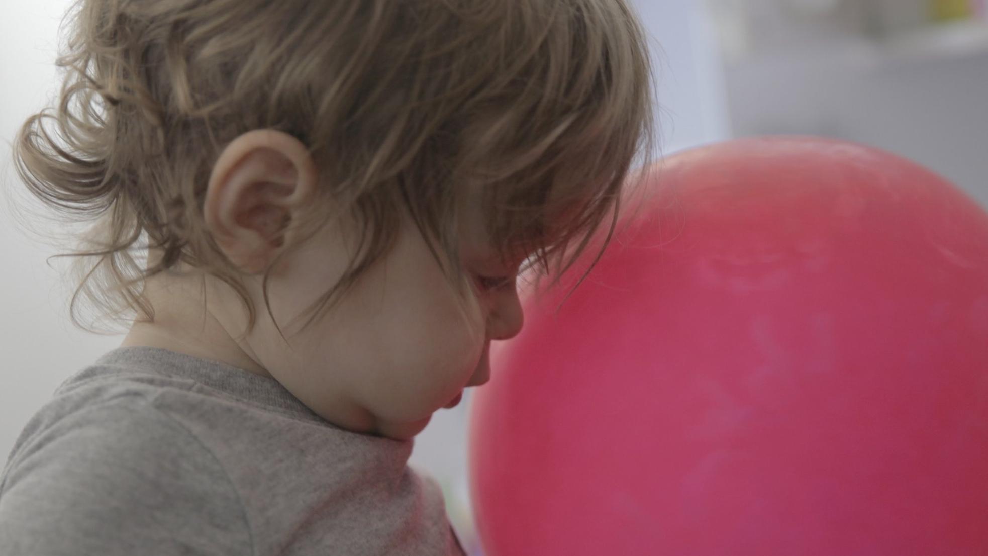 Jason Hooper Pink Baloon