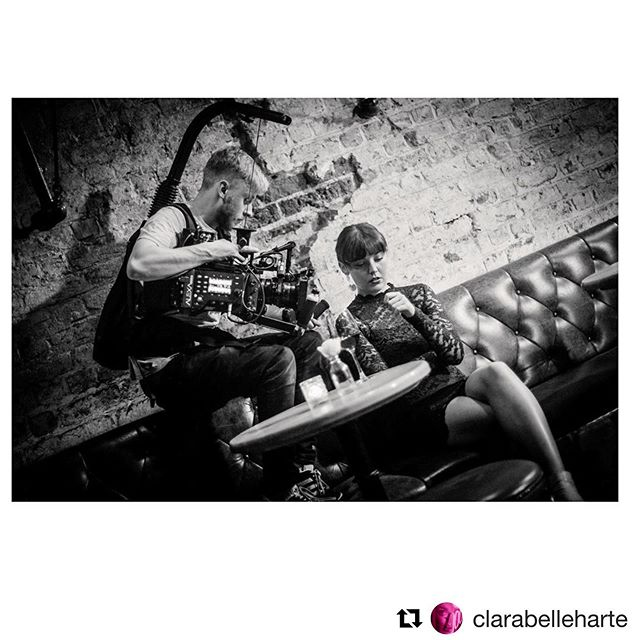 Creepin'. Do you think she noticed? #cinematography #arrialexa #zeissoptics #easyrig #teredek