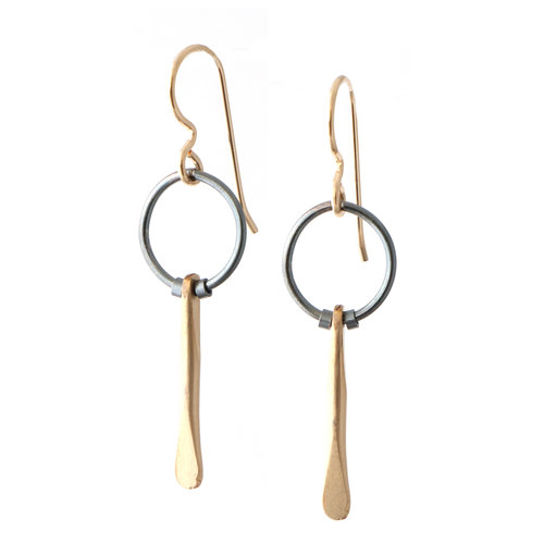Earrings - Alice Roche Jewelry - Handmade in San Francisco