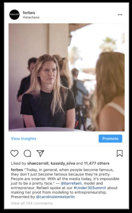 Forbes x Caroline Lemke Berlin