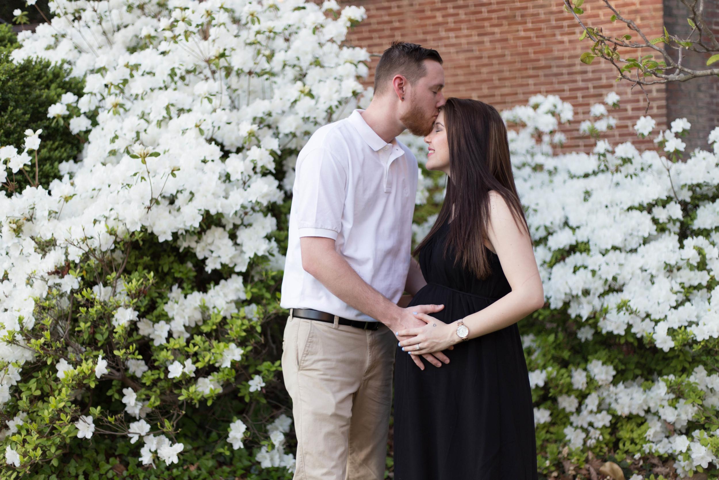 Lynchburg Maternity Session