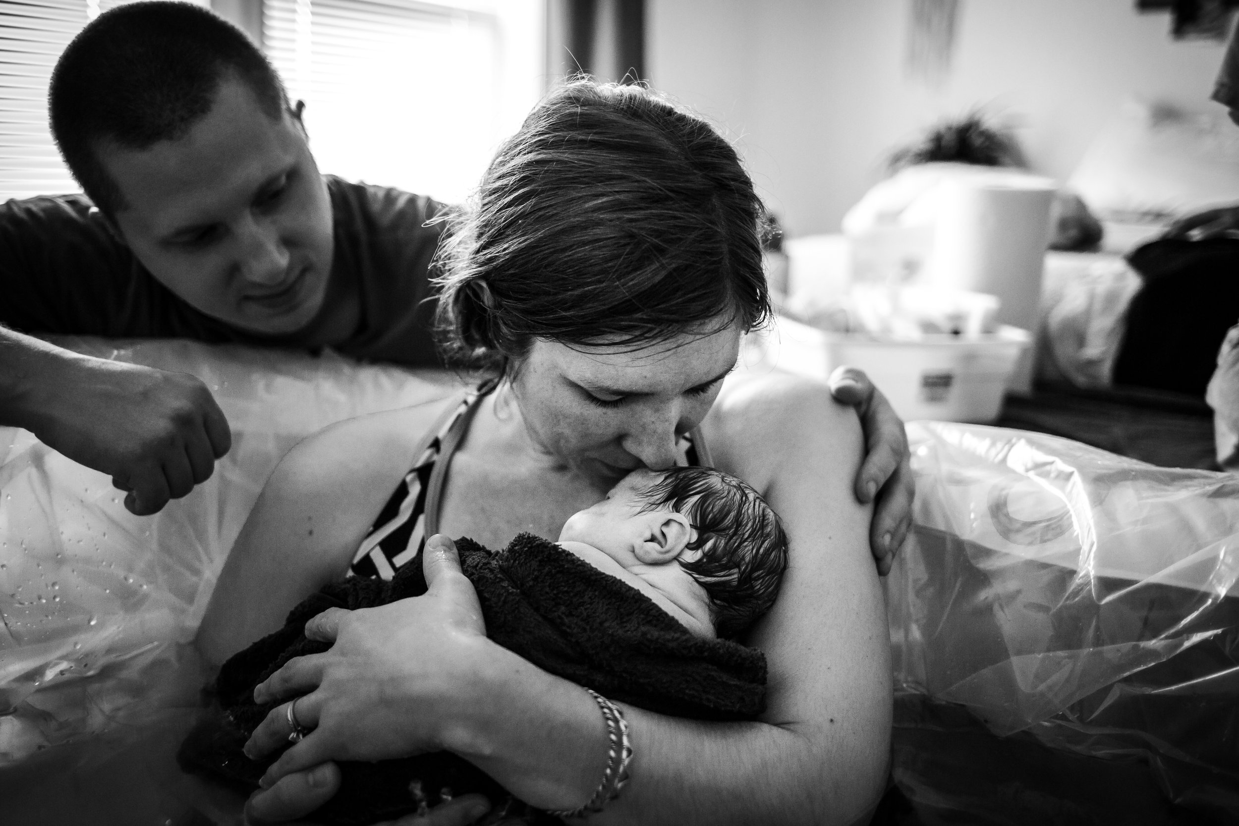 Home Birth assisted by Traditional Midwifery of Lynchburg