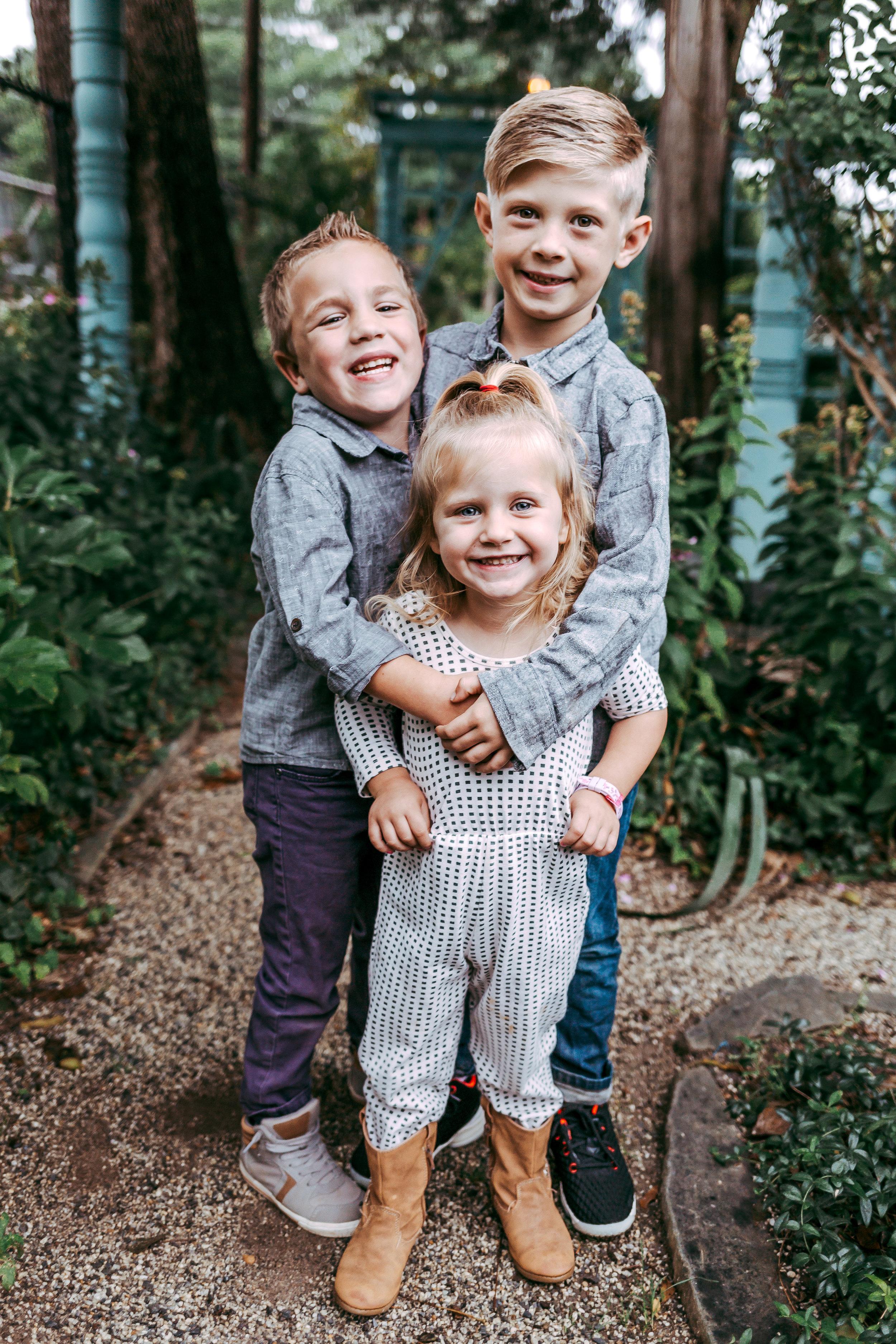 Family Photographer in Lynchburg, Virginia